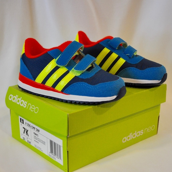 Adidas Neo Kids Sneakers Size 7